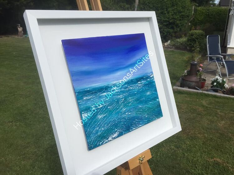 Turquoise Waters £80