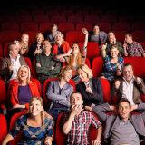 Visual 'Tegen de Sterren op': De Acteurs