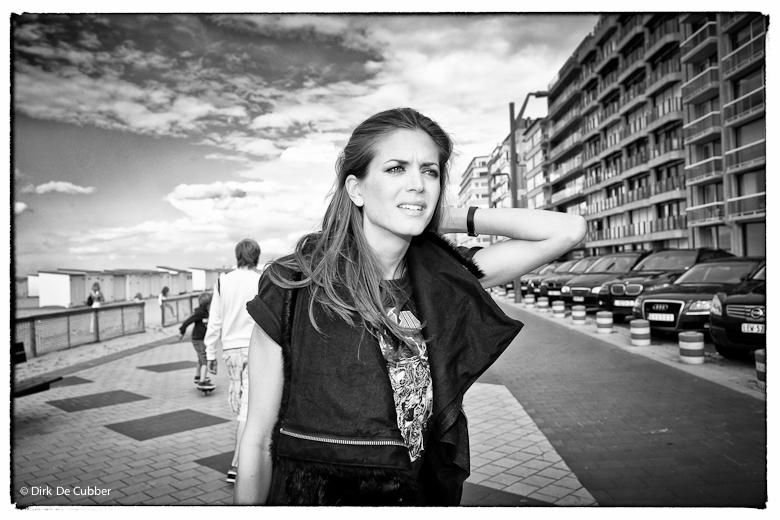 Astrid Bryan. Knokke 2011.
