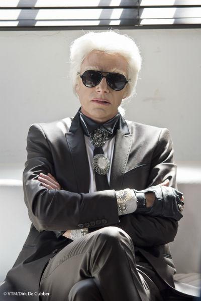 Karl Lagerfeld?