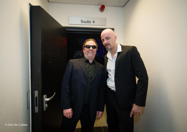 Walter Grootaers (Ivan Pecnik) en Axl Peleman (Guga Baul)