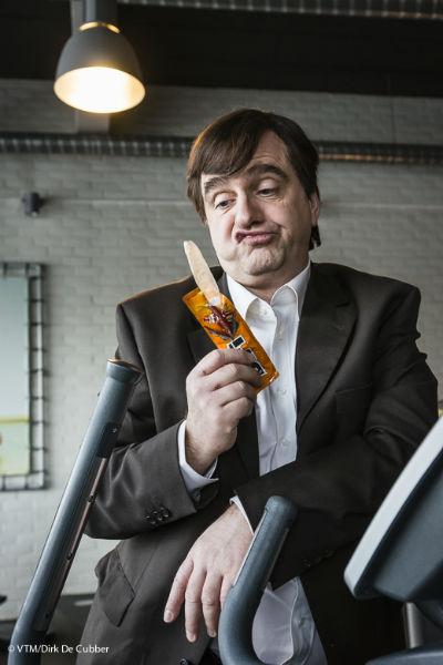 Bart De Wever in de Gym!