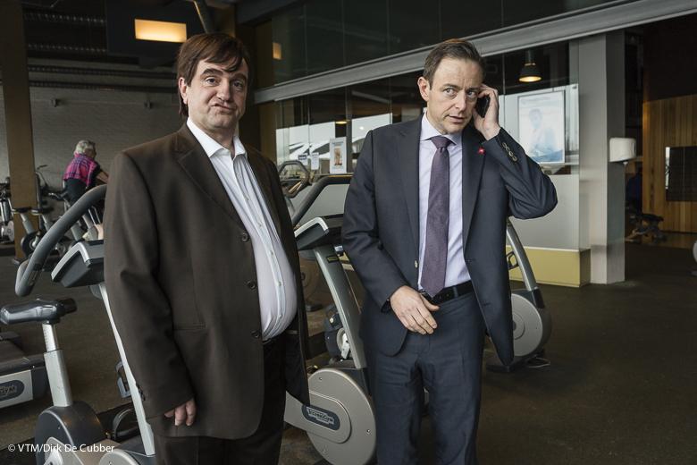 Bart De Wever meets Bart De Wever!