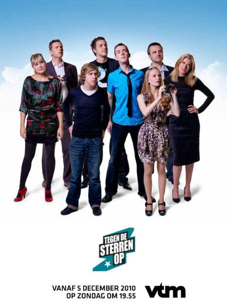 Cast: Tegen de Sterren Op