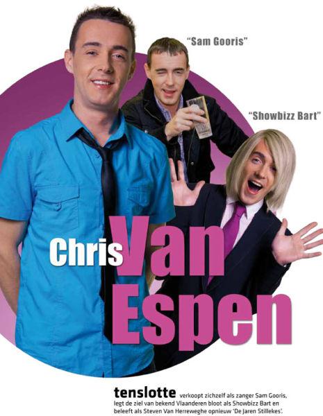 Chris Van Espen