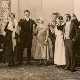 Amateur Dramatic Group c1930s