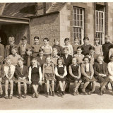 Dirleton Primary School 1953 Juniors