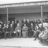 Dirleton Primary School Opening September 1912