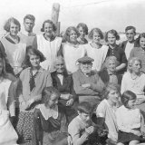Laundry Staff c1930