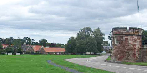 Dirleton Village Green 3