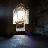 dirleton castle window
