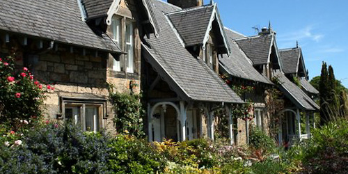 Dirleton village homes