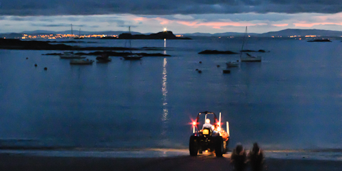 north berwick lifeboat
