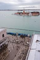 View to Chiesa de San Giorgio Maggiore