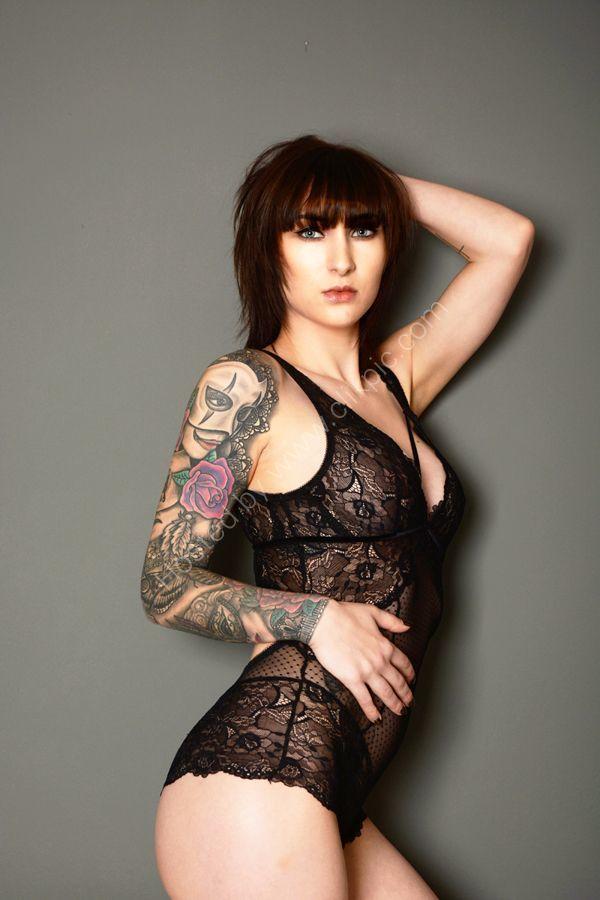 Liz - Model