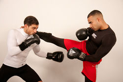 Mixed Martial Arts Sparring