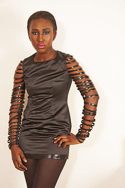 Lookbook shoot for Wardrobe Designer FABRYAN featured in Fashion Studio Magazine