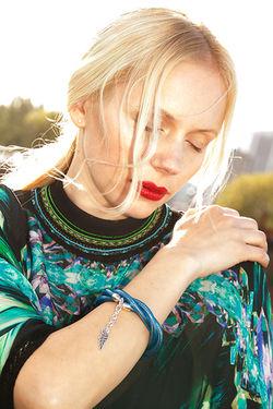 Jewellery Promotional Look book shoot around London