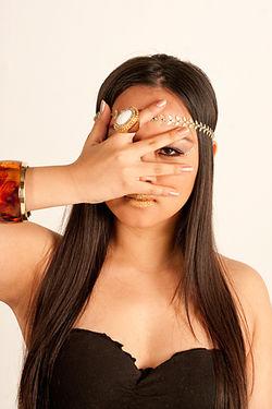 Lizz Jewellery Promotional Look book shoot