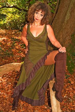 Pagan Dress