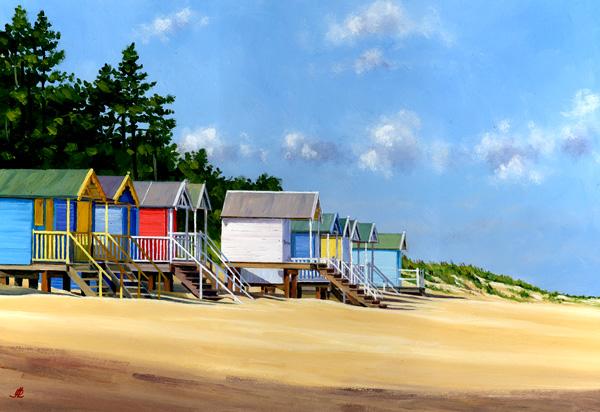 The Beach, Wells-Next-The-Sea