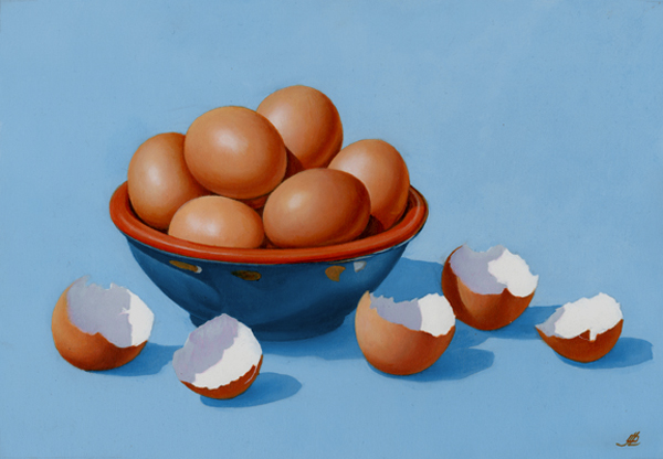 Eggs and Shells