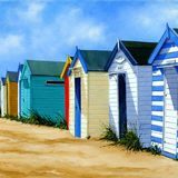 The Little Huts, Southwold Denes