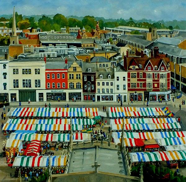 Market Hill Cambridge