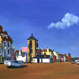 Summer Cloud, Aldeburgh