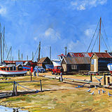 The Boatyard  Blackshore Southwold