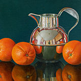 Three Oranges and a Jersey Jug