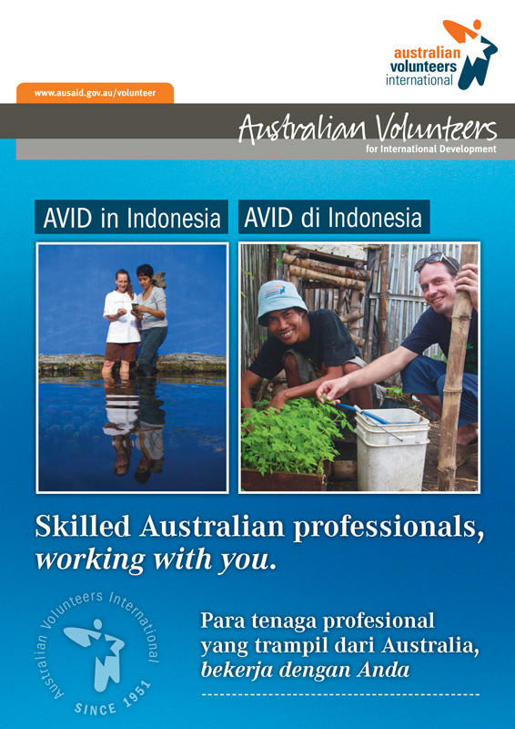 AVID in Indonesia