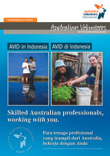 AVID in Indonesia