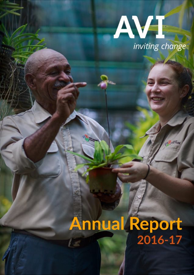 AVI ANNUAL REPORT 2017 6-1