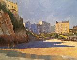 Castle Beach Tenby