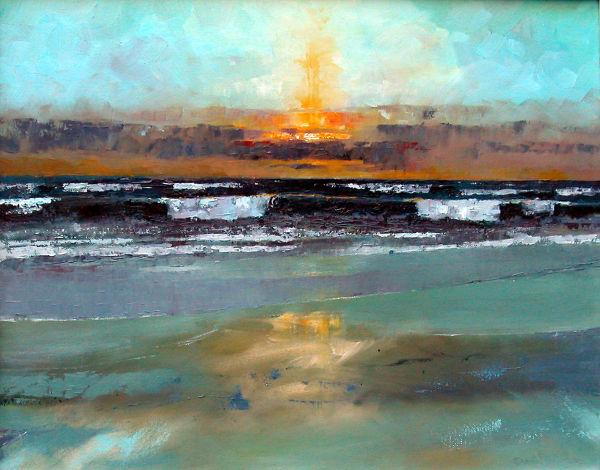 """""""Dawn Waves"""""""