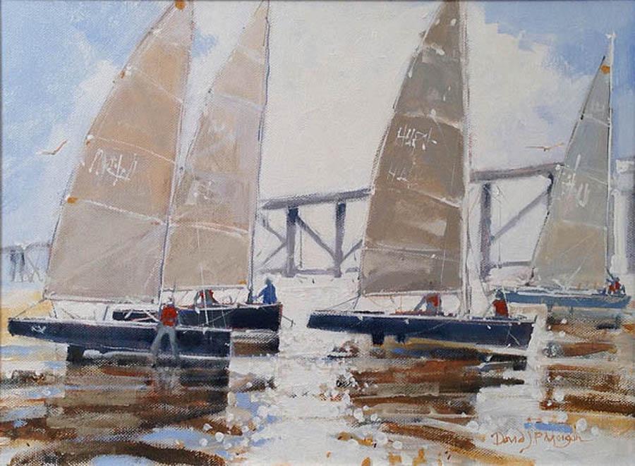 """""""Sunday Morning Sails"""""""