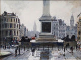 """Trafalgar Square   London"""