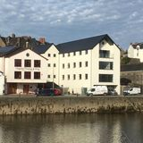 New Offices with Bassett and Magregor, The Quayside Carmarthen