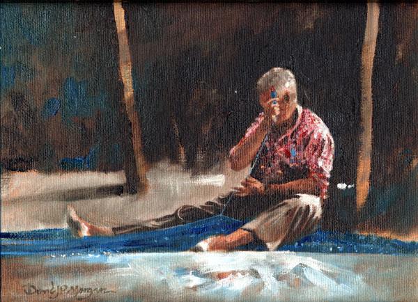 """Garrucha Fisherman"""