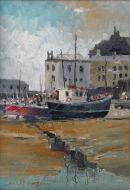 Laston House / Tenby harbour