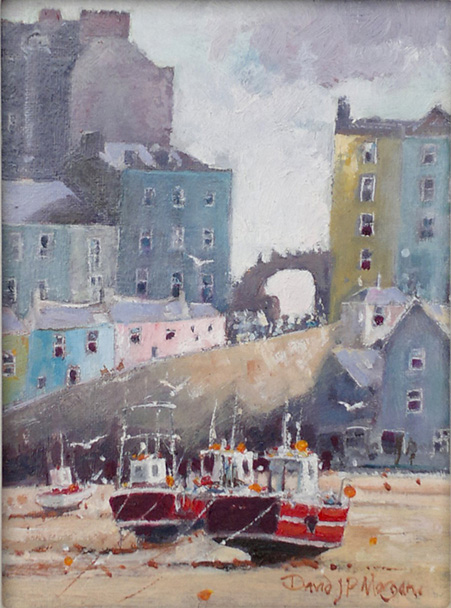 """Tenby Boats"""
