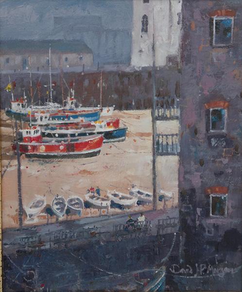 """Tenby Harbour"""
