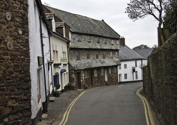 The Nunnery in Dunster