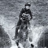 Brand Hall Eventing Tricky Moment
