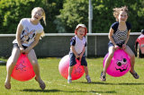 Spacehopper Races
