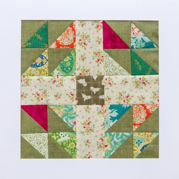 Block of the Month 3 - Pattern £7.50