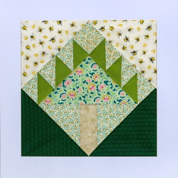 Block of the Month 4 - Pattern £7.50
