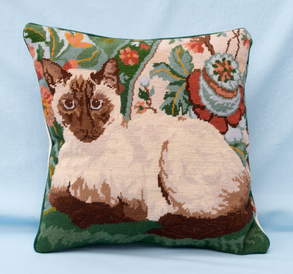 Cleo Tapestry Cushion