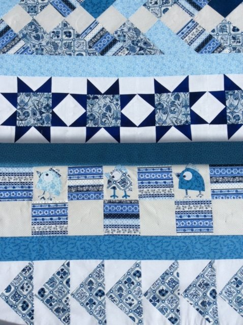Sew a Row Quilt - whole day workshop
